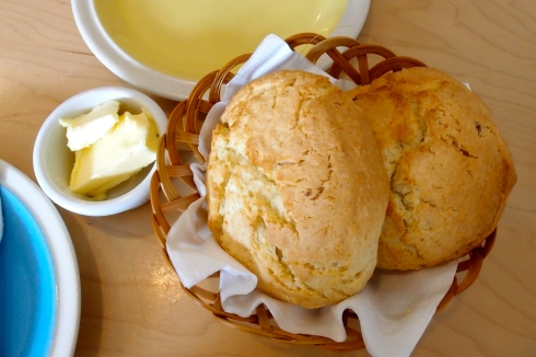 Sun Ray Cafe_Scone